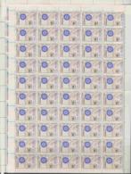 Europa Cept 1967 Turkey 2v Sheetlets (folded)  ** Mnh (F8006) - Europa-CEPT