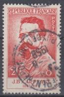 +France 1958. Célébrités. Yvert 1170. Oblitéré. Cancelled(o). - Oblitérés