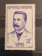 FRANCE - 1958 - Grands Médecins - N° 1143 - Neufs** - France
