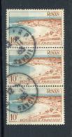 FRANCE - ROYAN - N° Yvert 978 Obli.  RONDE DE SAVOIE 1955 - Oblitérés