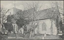Benfleet Church, Essex, C.1905-10 - Postcard - England