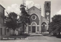 A/3 - CARTOLINA - SERMIDE (MANTOVA) - CHIESA PARROCCHIALE - Mantova