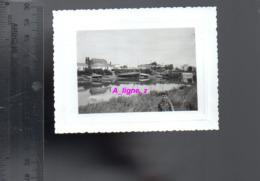 REF PHOR 1 : Photo Originale  : Oléron Boyardville 1957 - Photos