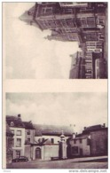 FOSSES = Carte Photo -avec 2 Vues (ss Edit.) Vierge - Fosses-la-Ville