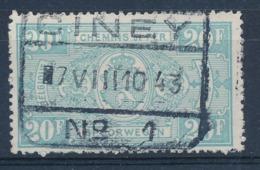 """TR 256 - """"CINEY Nr 1"""" - (ref. 29.723) - Railway"""