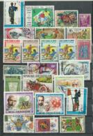 Timbres Divers - Briefmarken