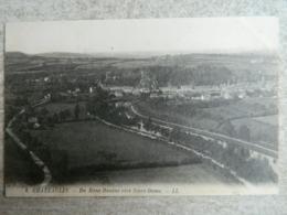 CHATEAULIN         DU MONT BANINE VERS NOTRE DAME - Châteaulin