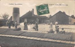 10 - CPA Photo  VALOT   à ROUILLY ST LOUP Culture Maraichère  RARE - Sonstige Gemeinden
