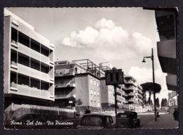 ROMA - Via Prisciano - Bel Sito - F/G - V: 1955 - Autres