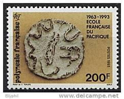 Polynésie, N° 449** Y Et T - Polynésie Française