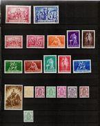 Jaargang 1945 ** Postfris - Unused Stamps