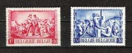 Zegels 697 - 698 ** Postfris - Unused Stamps