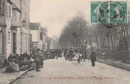 La Rue Du Rempart - Rochefort