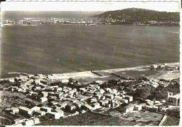 1960 BALARUC Les BAINS - Vue Aérienne Peu Courante Sur Le BOURG Et La Plage - Francia