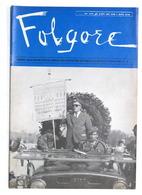 Aeronautica - Folgore - Giornale Dei Paracadutisti - N. 1 - Gennaio 1968 - Livres, BD, Revues