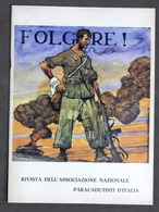 Aeronautica - Folgore - Rivista Paracadutisti - Supplemento Al N. 9 - 1972 - Livres, BD, Revues