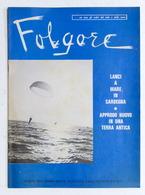 Aeronautica - Folgore - Rivista Paracadutisti D'Italia - N. 1 - Gennaio 1976 - Livres, BD, Revues