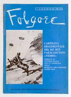 Aeronautica - Folgore - Rivista Paracadutisti D'Italia - N. 3 - Marzo 1976 - Livres, BD, Revues
