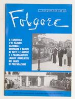 Aeronautica - Folgore - Rivista Paracadutisti D'Italia - N. 10 - Ottobre 1978 - Livres, BD, Revues