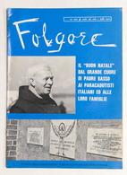 Aeronautica - Folgore - Rivista Paracadutisti D'Italia - N. 12 - Dicembre 1978 - Livres, BD, Revues