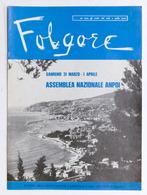 Aeronautica - Folgore - Rivista Paracadutisti D'Italia - N. 2 - Febbraio 1979 - Livres, BD, Revues