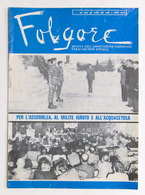 Aeronautica - Folgore - Rivista Paracadutisti D'Italia - N. 4 - Aprile 1981 - Livres, BD, Revues