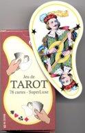 Jeu De Tarot 78 Cartes BRAILLE Superluxe ERGOMIA  Playing Cards  (523) - Tarot-Karten