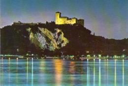 Varese - Lago Maggiore - Castello D' Angera Di Notte - Fg Nv - Varese