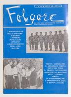 Aeronautica - Folgore - Rivista Paracadutisti D'Italia - N. 8 - 9 - 1981 - Livres, BD, Revues
