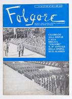 Aeronautica - Folgore - Rivista Paracadutisti D'Italia - N. 11 - 12 - 1981 - Livres, BD, Revues
