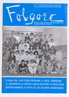 Aeronautica - Folgore - Rivista Paracadutisti D'Italia - N. 1 - Gennaio 1982 - Livres, BD, Revues