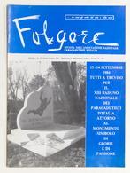 Aeronautica - Folgore - Rivista Paracadutisti D'Italia - N. 5 - 6 - 1984 - Livres, BD, Revues