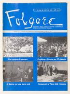 Aeronautica - Folgore - Rivista Paracadutisti D'Italia N. 11 - Dicembre 1984 - Livres, BD, Revues