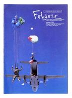 Aeronautica - Folgore - Rivista Paracadutisti D'Italia N. 1 - Gennaio 1986 - Livres, BD, Revues