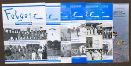 Aeronautica - Folgore - Rivista Paracadutisti D'Italia - Anno Completo 1985 - Livres, BD, Revues