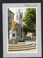 83 ST CYR SUR MER La Statue De La Liberte Sur La Place De L'église Sculpteur Francais Bartholdi CPM EDIT ARIS - Saint-Cyr-sur-Mer