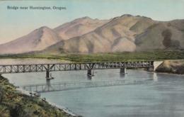 HUNTINGTON , Oregon , 00-10s ; Bridge - Other