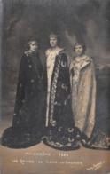 39 - CPA Photo Les Reines De LONS LE SAUNIER Mi Carême 1924 RARE - Lons Le Saunier