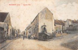 39 - CPA MOISSEY Grande Rue - Sonstige Gemeinden