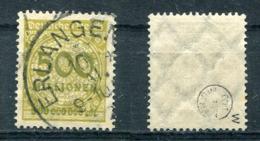 Deutsches Reich Michel-Nr. 324W Gestempelt - Geprüft - Gebraucht
