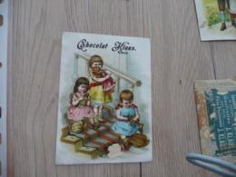 Chromo Ancien Chocolat Klaus Enfants Jeux Jouets - Schokolade