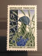 FRANCE - 1958 - 40è Anniversaire Armistice - N° 1179 - Neufs** - France