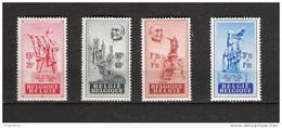 Zegels 781 - 784 ** Postfris - Unused Stamps