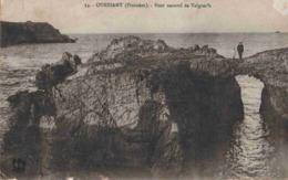 CPA  Ouessant Pont Naturel De Talgrac'h - Ouessant