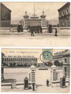 Amiens / Lot De 2 Cartes / La Caserne Friant - Amiens