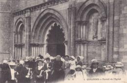 Charente-Maritime - Esnandes - Portail De L'Eglise - Autres Communes