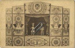 Mechelen : Em. Thoen - Van Dyck :  Lyrische Kunstenaars  (  Poppenkast ?? ) - Malines