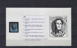 N°7 (plaat II Positie 154) GESTEMPELD MET 4 MARGES SUPERBE - 1851-1857 Medallions (6/8)