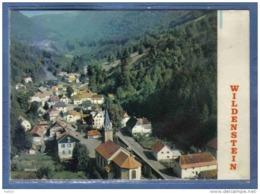 Carte Postale 68. Wildenstein  Vue D'avion Trés Beau Plan - Non Classés