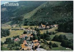 Carte Postale 68. Mittlach  Vue D'avion Trés Beau Plan - Non Classés
